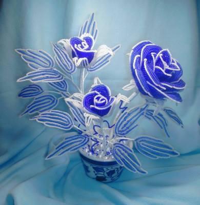 вышивание крестиком картинки цветы