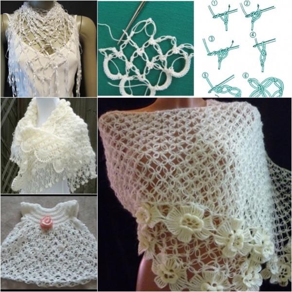 DIY Basic Solomon Knot Stitch Crochet
