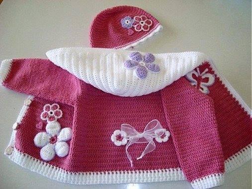 Winter crochet for kids