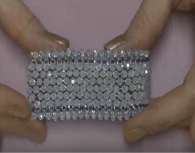 Regal Lace Bracelet Tutorial