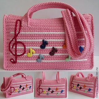 Crochet Bags for kids