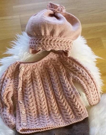 Crochet beaby