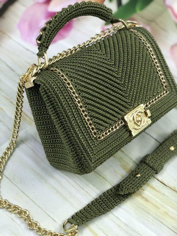 Best 15 Elegant crochet bags