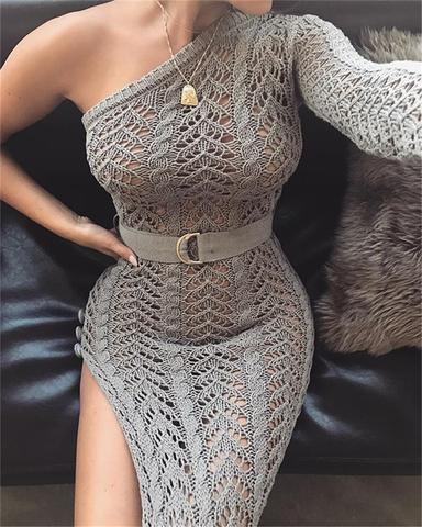 Crochet women dress pattern